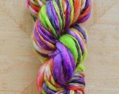 Halloween Party: Handspun Hand-Dyed Yarn