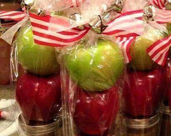 Caramel Apple Gift set