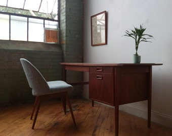 Slate-top Walnut Desk