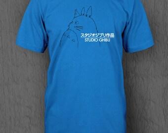 Studio Ghibli Logo T-shirt MEN'S / UNISEX
