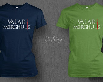 Game of Thrones Valar Morghulis T-shirt WOMEN'S FIT