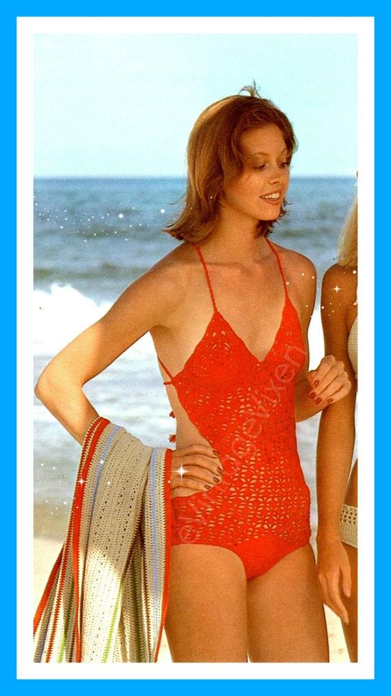 Vintage Swim Suit Pattern 8