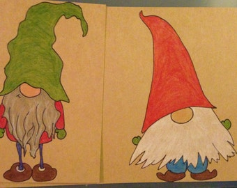Holiday Gnome 4 pack