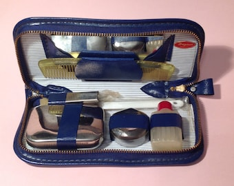 1950s Toileting/Grooming Set for Ladies who travel