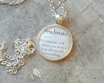 Soul Mate Necklace Valentine's Day Gift