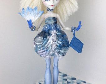Veruschka ~ Custom Monster High Doll