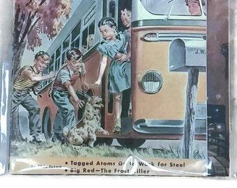 Steelways Magazine 1940's