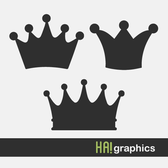 Svg And Dxf File Crown Princess Queen King Prince