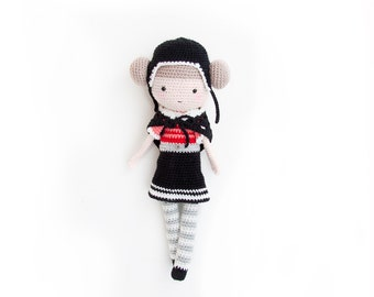 Else Crochet Doll Pattern