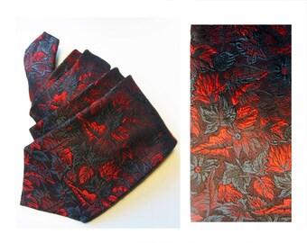 Wedding necktie vintage groom's tie silk neckties unique ties buy cheap floral