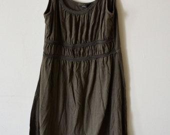 Green Prana Dress