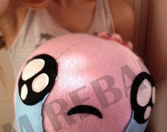 The Binding of Isaac Inspired Giant Isaac Plush!