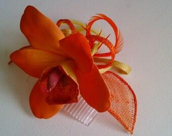 Orchid Comb