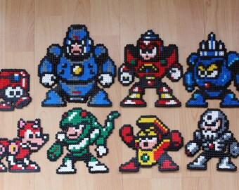 Megaman / Rockman NES - Pixel Sprite art set
