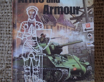 The Story of Arms and Armour. A Vintage Ladybird Achievements Book. Series 601.