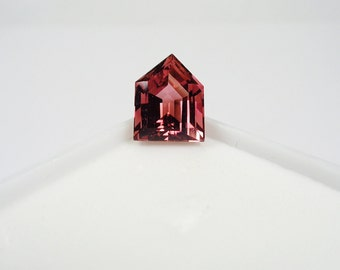 Tourmaline Loose Gem.  5.25ct. Fancy Cut Tourmaline, Loose Gemstone.