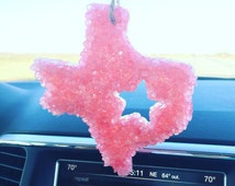 Texas Air Freshener. Large. Choose your favorite scent