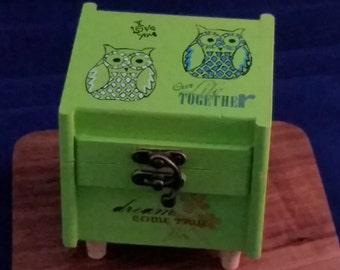 Together: Keepsake/Jewelry Box