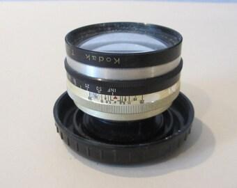 Kodak Schneider-Kreuznach Retina-Longar-Xenon C f4 80mm Reflex Camera Lens