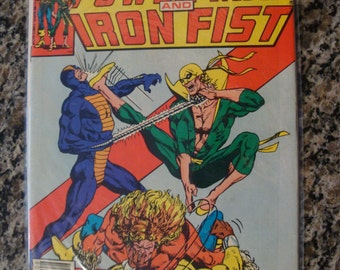 Power Man and Iron Fist Issue 84