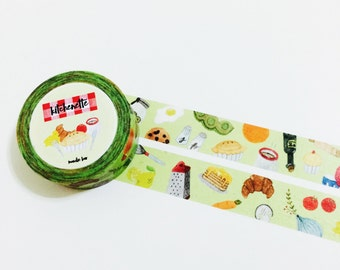 Kitchenette Washi Tape