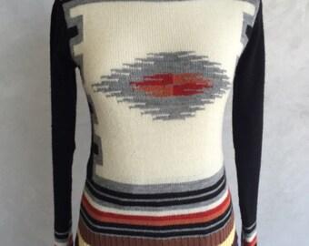 Southwest design sweater