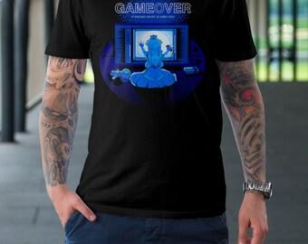 Game Over  T-Shirt | Unisex - Women |