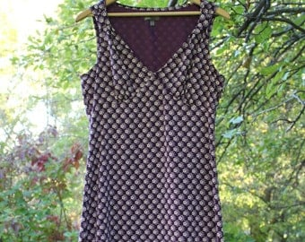 Purple dress, Mexx, Size 8 Us, size Eur 40,