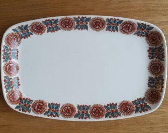 Figgjo Flint 'Astrid' pattern platter/dish