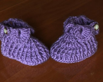 Baby booties 3/6 months