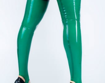 Lola Latex Stockings
