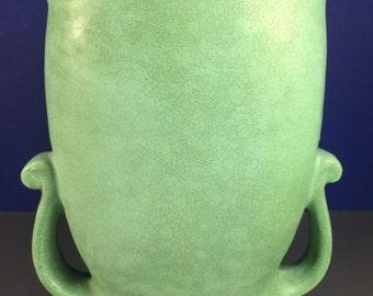 Weller Green Vase