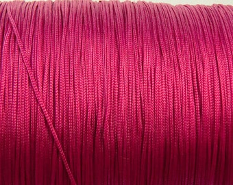 10m cord 1.0 pink #3710