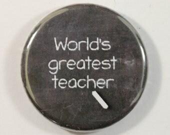 Decorative magnet/ TEACHER
