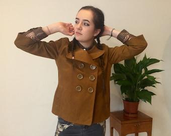 90s Jacket / 90s Blazer Jacket