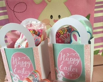 Easter - 4 Favor Treat Bags