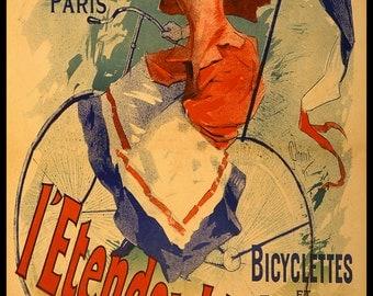 L'Etendard Français, Bicyclettes et Tricycles