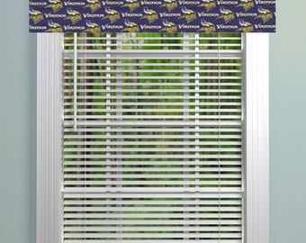 Green Bay Packers Extra Wide Window Valance