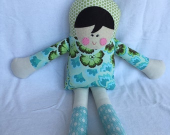 Softie doll, Rag Doll.