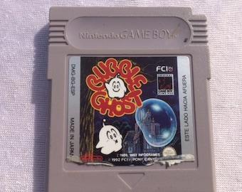 Bubble Ghost Nintendo Gameboy