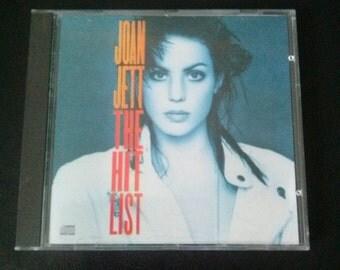 Joan Jett- The Hit List  (Covers CD) 1990