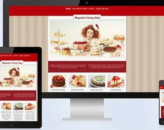 Shopify Website, ecommerce website