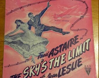 1940s Vintage Sheet Music