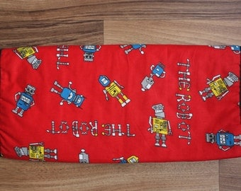 Great carpet changing robot changing mat robot red red baby baby
