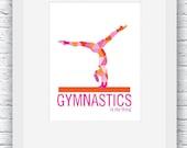 Gymnastics Gifts, Gymnast...