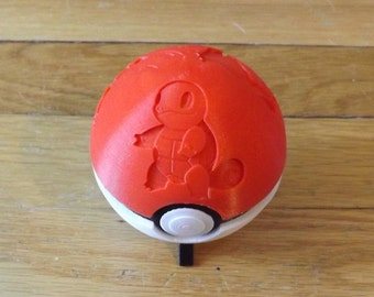 Engraved Pokeball