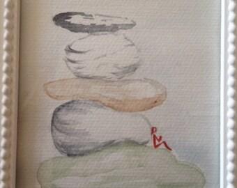 Watercolour - trilogy -