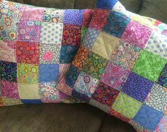 Modern Design quilted Pillow Covers