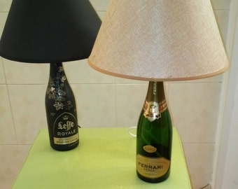 Eco-friendly BOTTLE LAMP