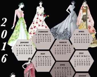 2016 Calendar ( Print )